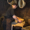 old fashion cheese maker