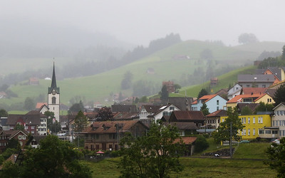 village near Appenzell