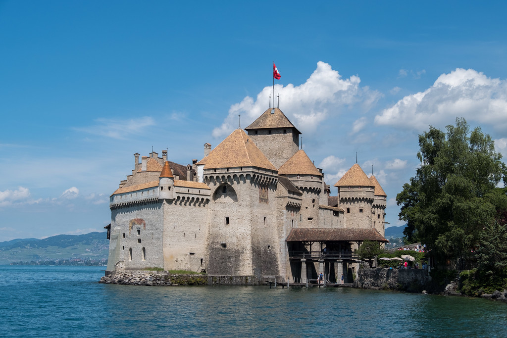 Formidable Chillon