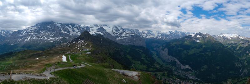 Männlichen mountain