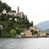 Switzerland / Lugano - this is another lakeside town that the tour boat stopped at.