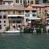 Switzerland / Lugano - this is the small community of Gandria, which is not far from Lugano and on the route of the boat tour.  Some of the small towns along the lake only seem to have lake access.