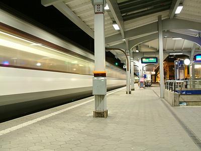 Interlaken West - Night Train