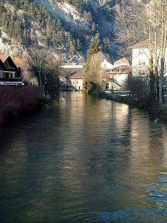 Interlaken riverside