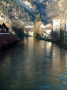 Interlaken riverside
