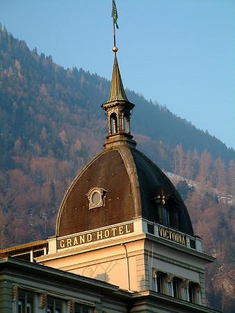 Grand hotel Victoria-Jungfrau