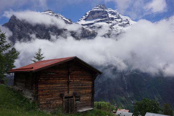 Switzerland, Italy 2013