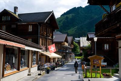 Downtown Murren