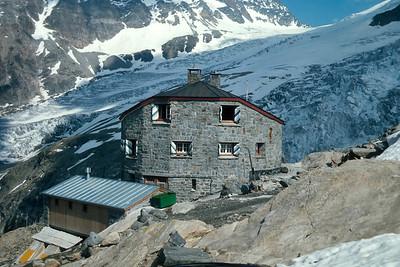 Coaz Hütte
