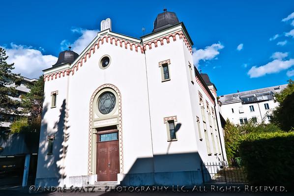 La Synagogue !!!