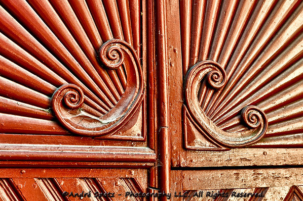 Rheinfall-The door