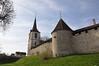 Midevil walls of Murten