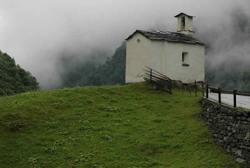 near Vals