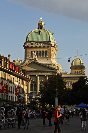 Bern and Vierwaldstättersee (2009)