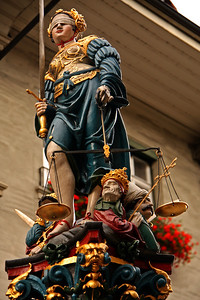 Justitia in Bern
