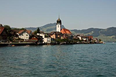Beckenried am Vierwaldstätter See