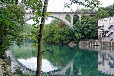 Rhône  Genève, la Jonction