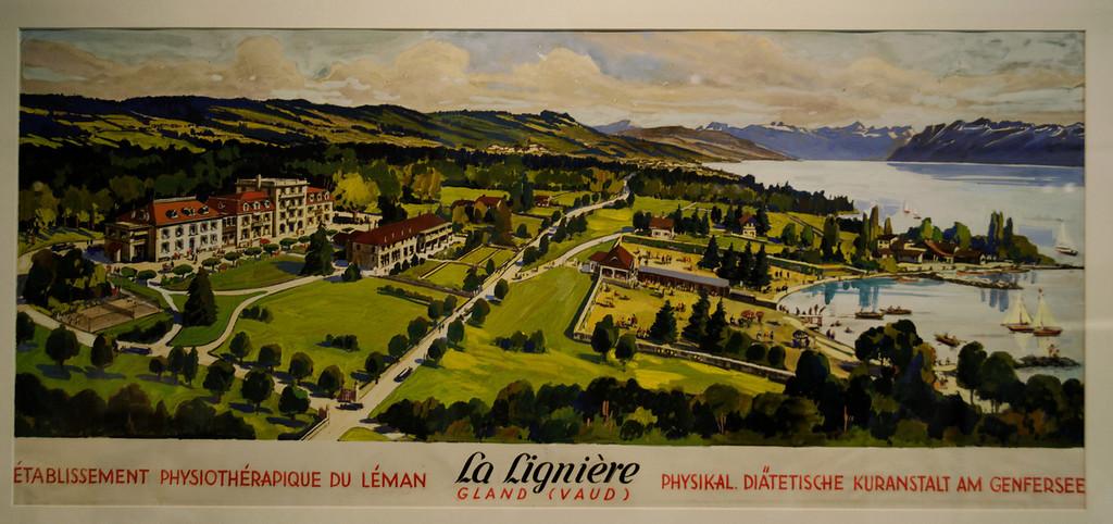 La Ligniere, clinique