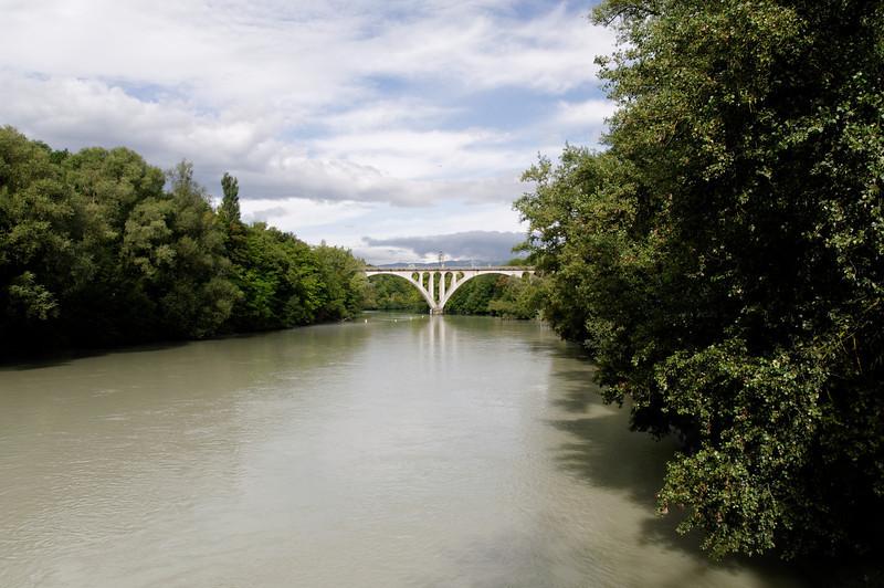 L'Arve, Viaduc de la Jonction