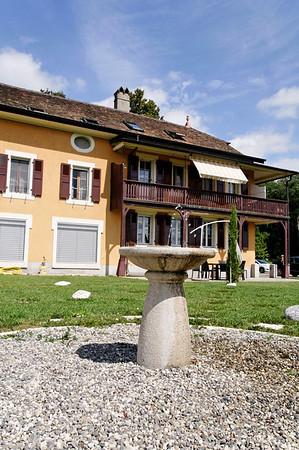 La Ligniere, clinique Le bâtiment (edificios)