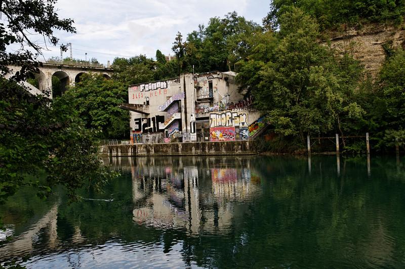 Rhône <br /> Genève, la Jonction