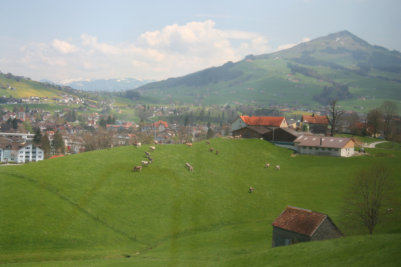 I still can't believe Switzerland really looks like this.