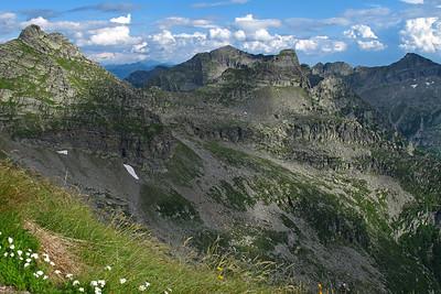 Hiking the Via Alta Della Verzasca