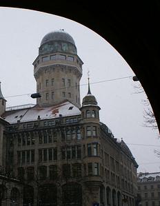 Old observatory in Zürich