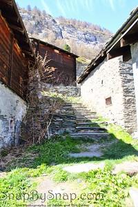 Swiss hinterdorf