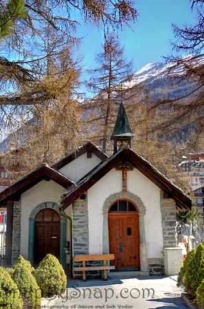 Zermatt Chapel