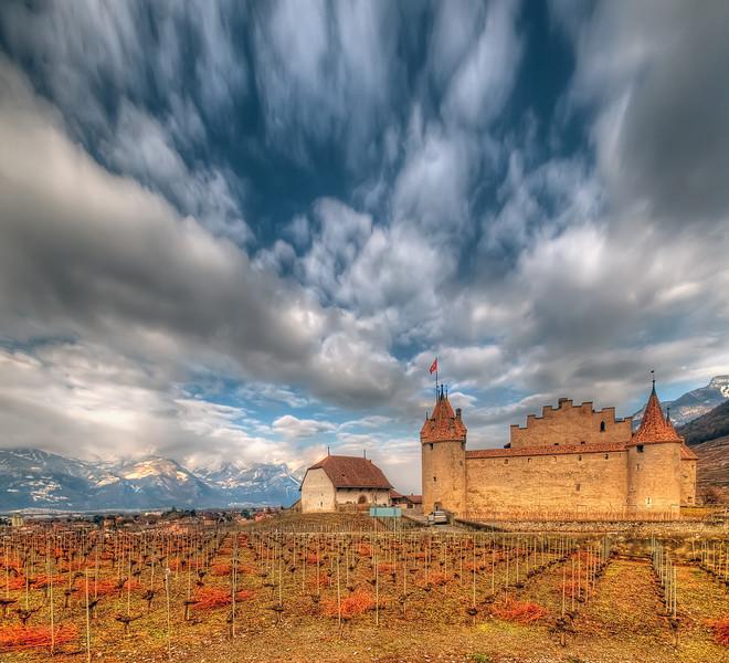 Aigle Castle (Switzerland)