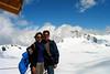 Aletsch Glacier in the Jungfrau region