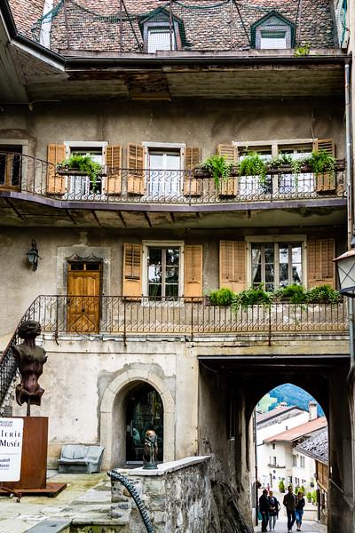 Gruyères, Switzerland, Europe