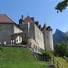 Castle du Gruyeres (Castle of the Cranes)