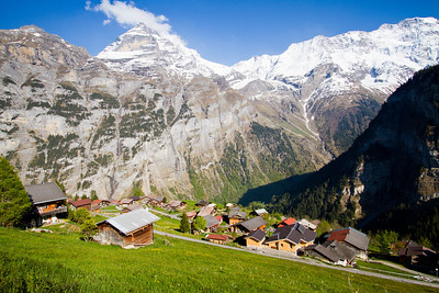 Gimmelwald, Switzerland