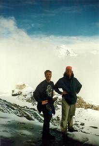 Jeff & I -- Berner Oberland, Switzerland