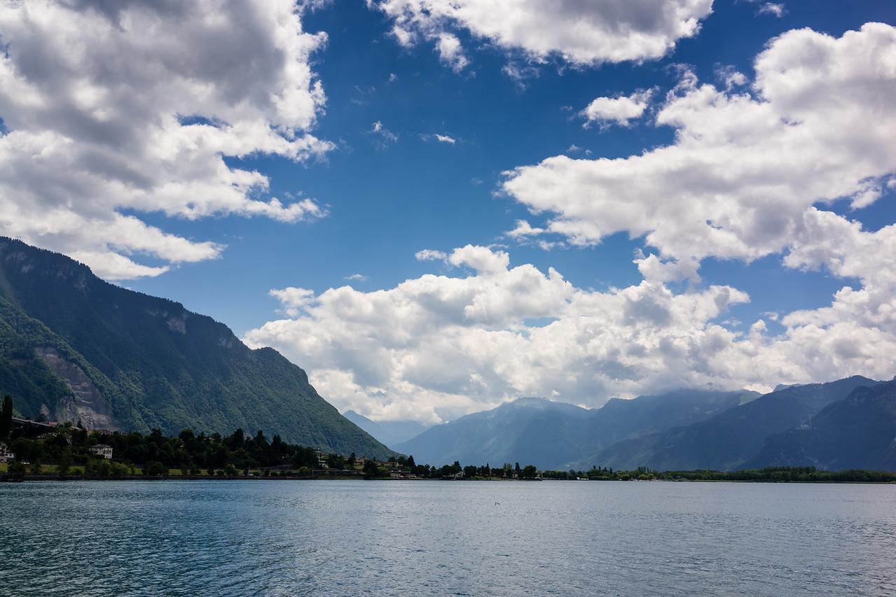 Lake Geneva, Switzerland, Europe
