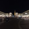 Piazza San Carlo at night