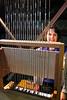 Jan in the carillon in Geneva