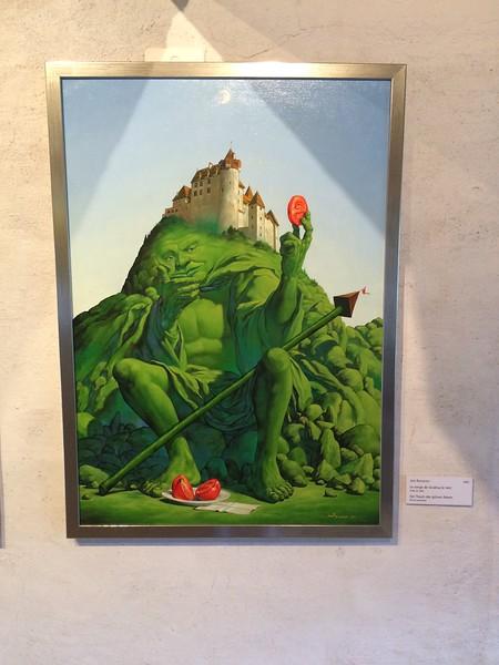 Castle-inspirered Art