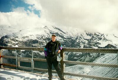 Josh -- Berner Oberland, Switzerland