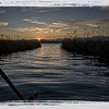sunrise at lake greifensee