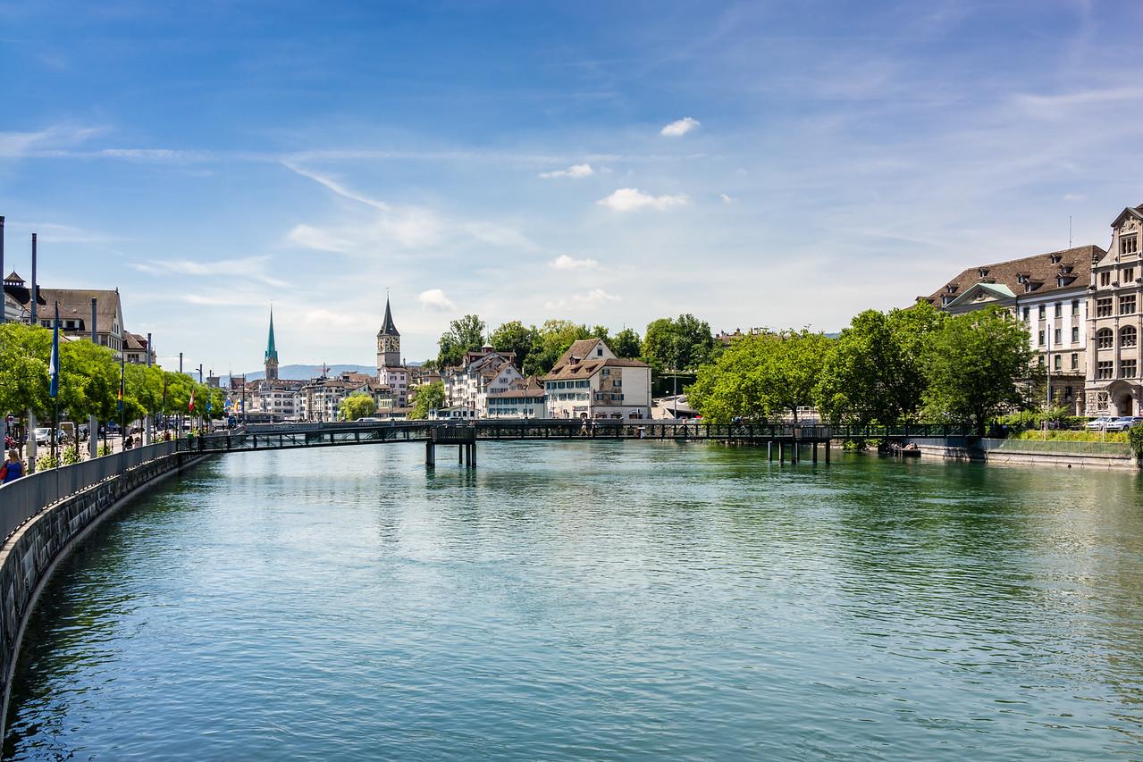 Zurich, Switzerland, Europe