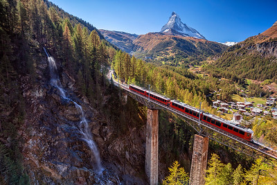 Zermatt, Switzerland.
