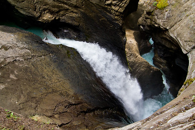 Trümmelbach Falls Stechelberg, Switzerland