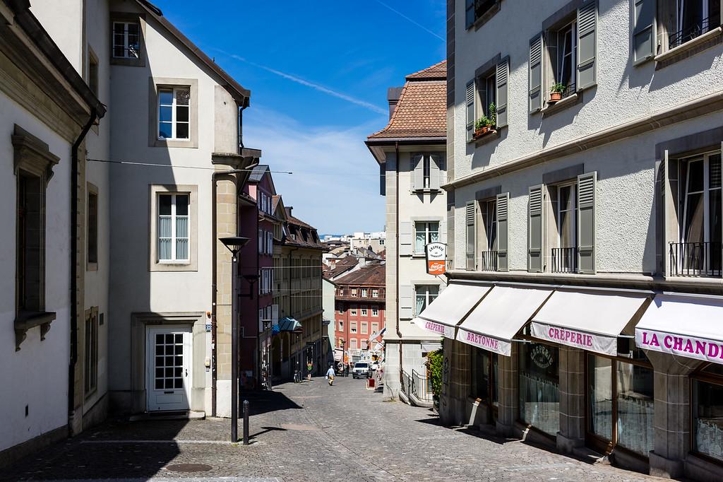 Lausanne, Lake Geneva, Switzerland, Europe