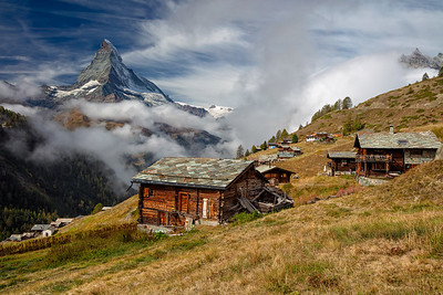 Swiss Alps.