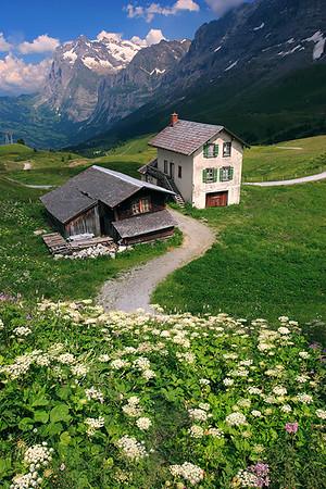 Kleine Scheidegg, Bernese Oberland