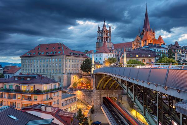City of Lausanne.