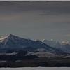 view to rigi swiss alps